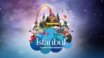ISFANBUL Theme Park (VIALAND) Admission Ticket and Packages