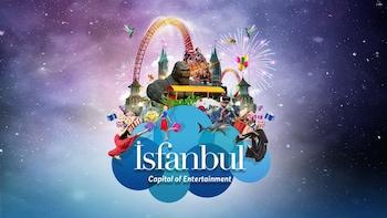 Admission Ticket: ISFANBUL Theme Park - VIALAND