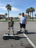 Electric Longboard Rental