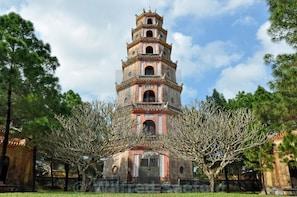 Hue Citadel - Thien Mu Pagoda - Dragon Boat Trip
