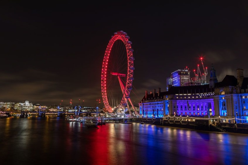 Show item 1 of 5. Private Night Photography Tour - South Bank & Westminster