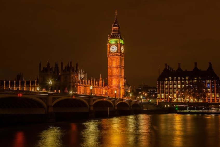 Show item 5 of 5. Private Night Photography Tour - South Bank & Westminster
