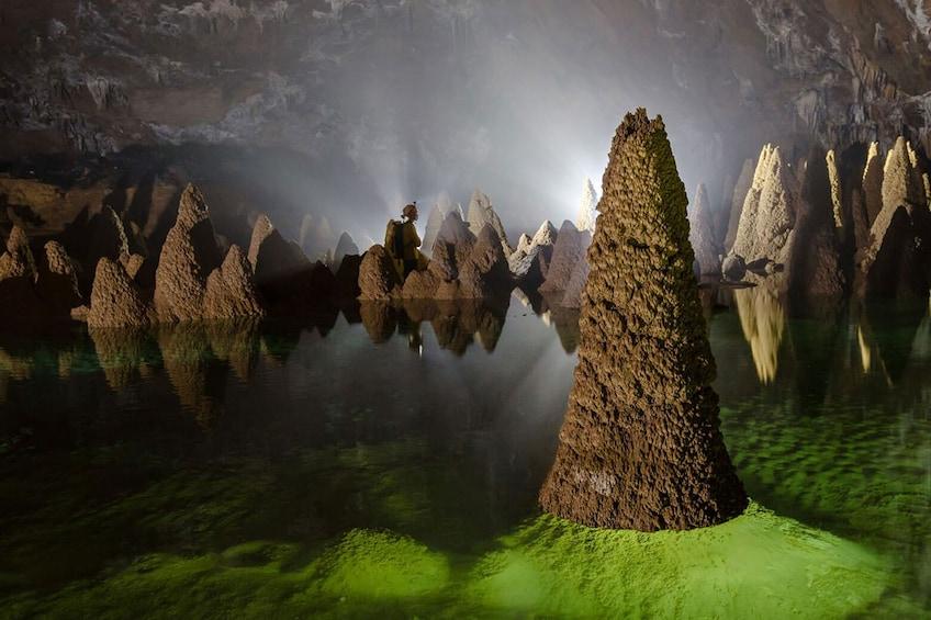 Show item 2 of 5. Phong Nha Cave