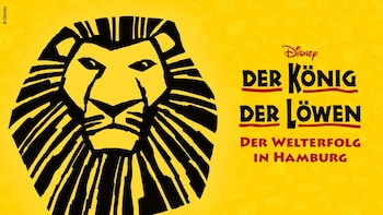 Disney's THE LION KING in Hamburg - Ticket