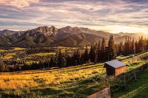 Zakopane Tatra mountains: full day tour from Krakow