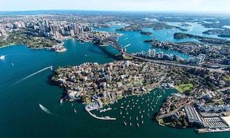 Sydney Harbour Scenic Flight - 60 min
