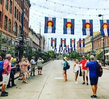 1.5 Hour LoDo (Lower Downtown) walking tour