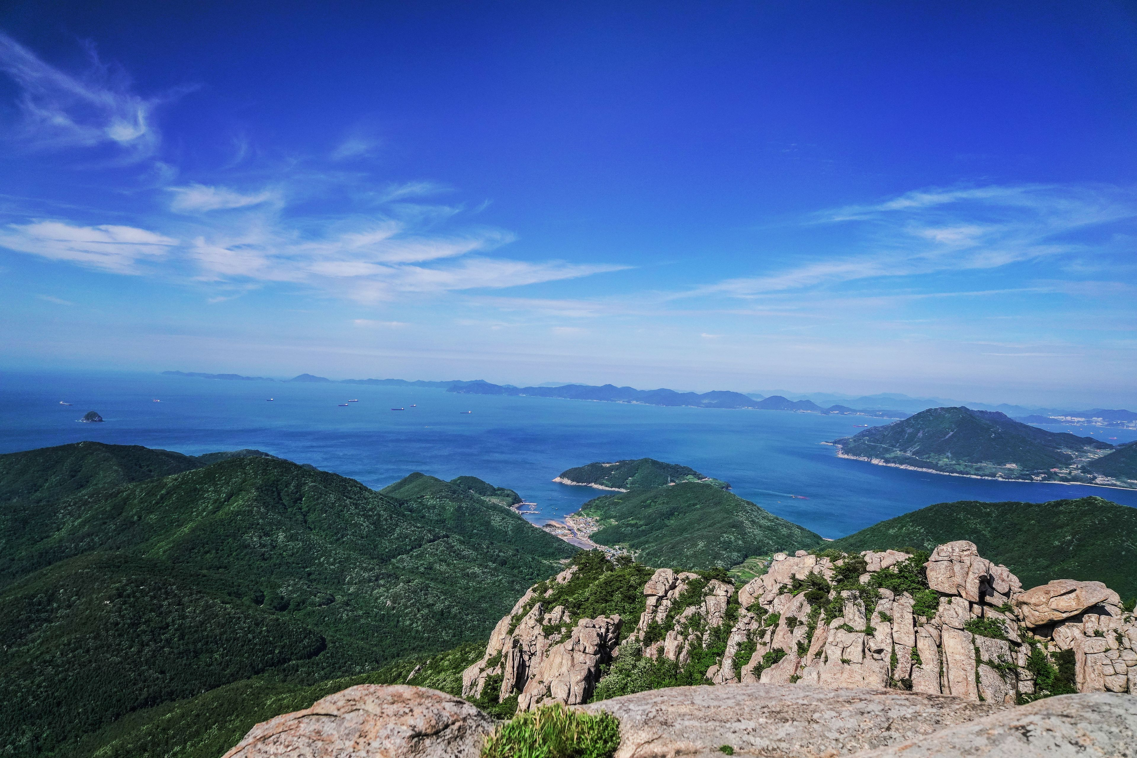 Enjoy nature and Hike by the sea- Relaxing Namhae Day Tour