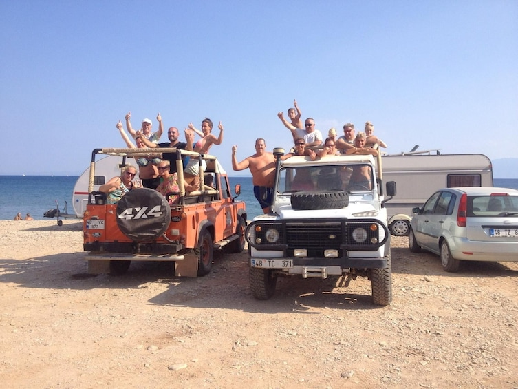 Show item 1 of 2. Jeep Safari from Bodrum