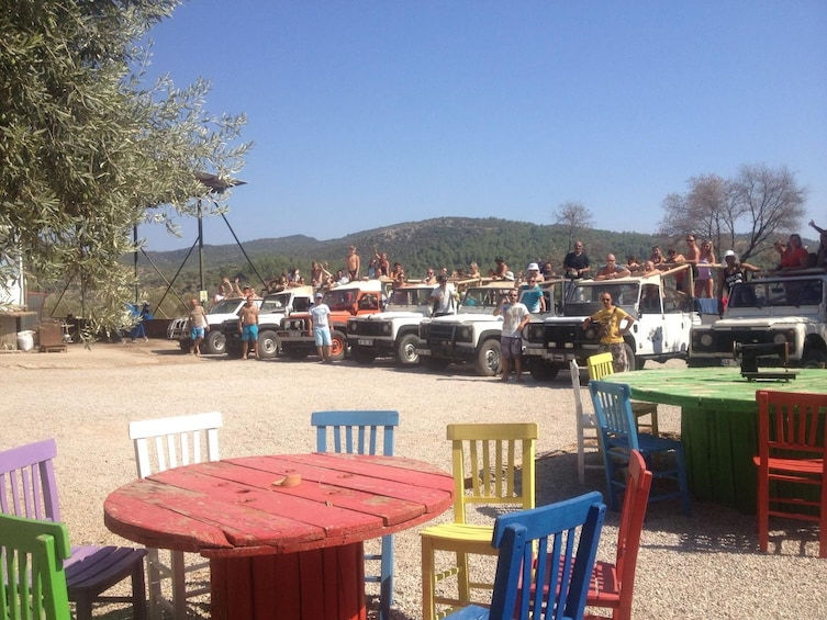 Show item 2 of 2. Jeep Safari from Bodrum