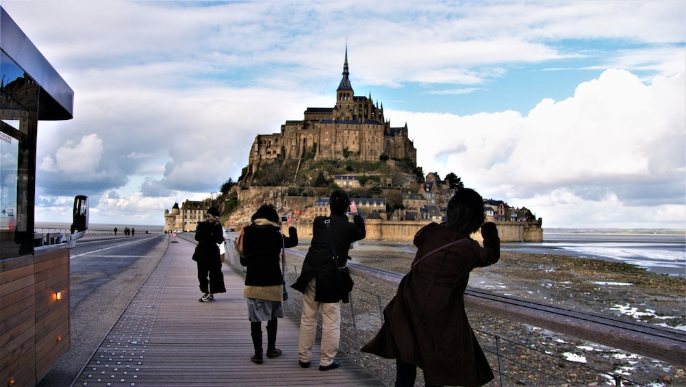Show item 1 of 10. Mont Saint-Michel and Abbey Family Tours