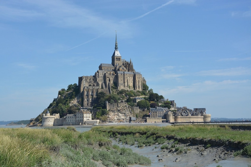 Show item 3 of 10. Mont Saint-Michel and Abbey Family Tours
