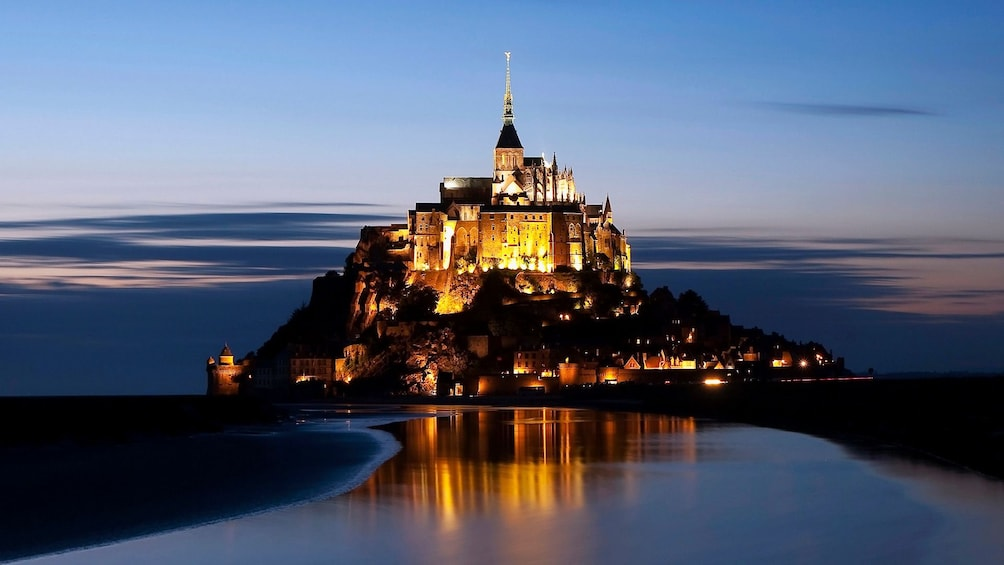 Show item 2 of 10. Mont Saint-Michel and Abbey Family Tours