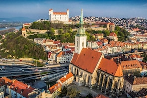 Private one day trip to Bratislava from Vienna