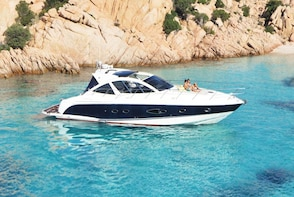 Corsica Island from Sardinia By Boat - Private Luxury Yacht