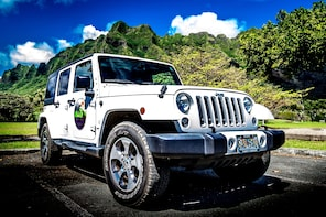Half Day Private Jeep Tour