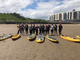 Group Paddleboard Lesson