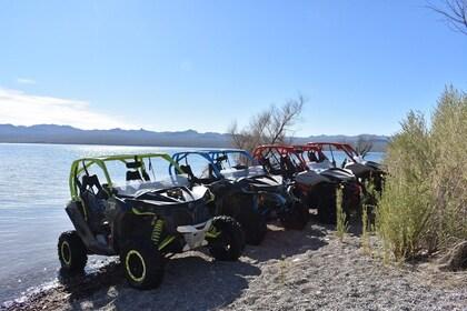 Feel Freedom 3 Hours You Drive UTV Vegas Desert Experience!