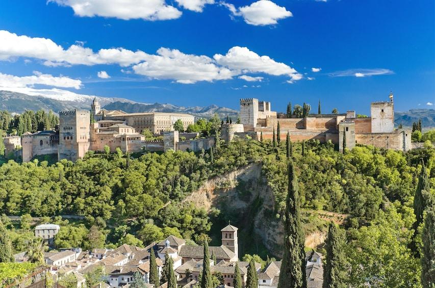 Show item 3 of 7. Malaga to Granada Excursion w/ skip-the-line Alhambra entry