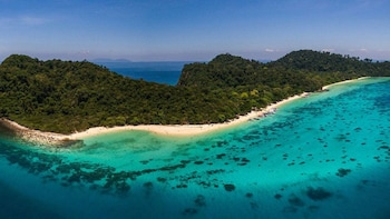 Koh Rok Tour By Tin Adventure Sea Tour from Koh Lanta