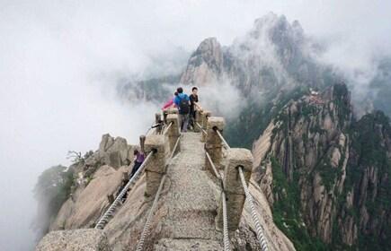 Huangshan Mountain-Tiandufeng.jpg