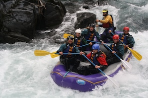 Alaska's Best Whitewater Rafting - Class III/IV - Two Canyon