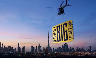 Dubai Big Ticket (4 attractions, 1 pass)