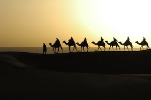 3-Days tour to Merzouga Dunes from Marrakech (Camel trek)