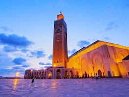 Private Casablanca Tour from Marrakech with Private Driver