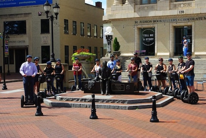 Segway Tours of Greenville