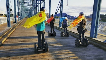 Segway Tours of Chattanooga Tennessee