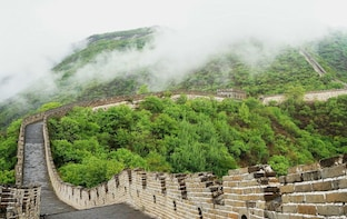 Mutianyu Great Wall Tour with Round-way Cable Car/Toboggan