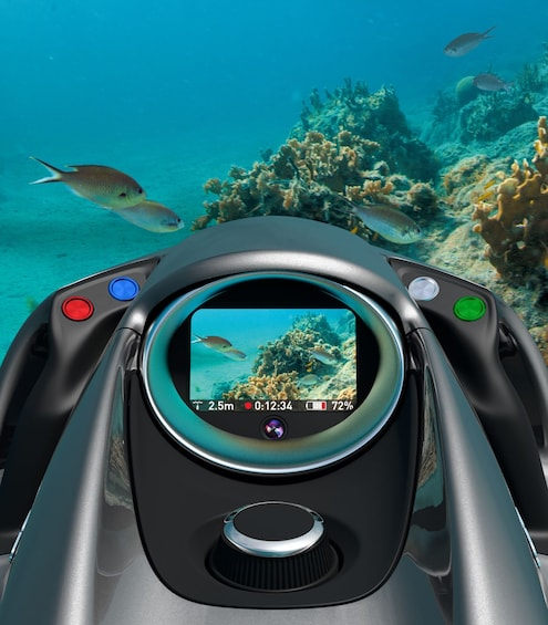 Show item 8 of 8. SEABOB Snorkel Adventures the underwater world awaits you