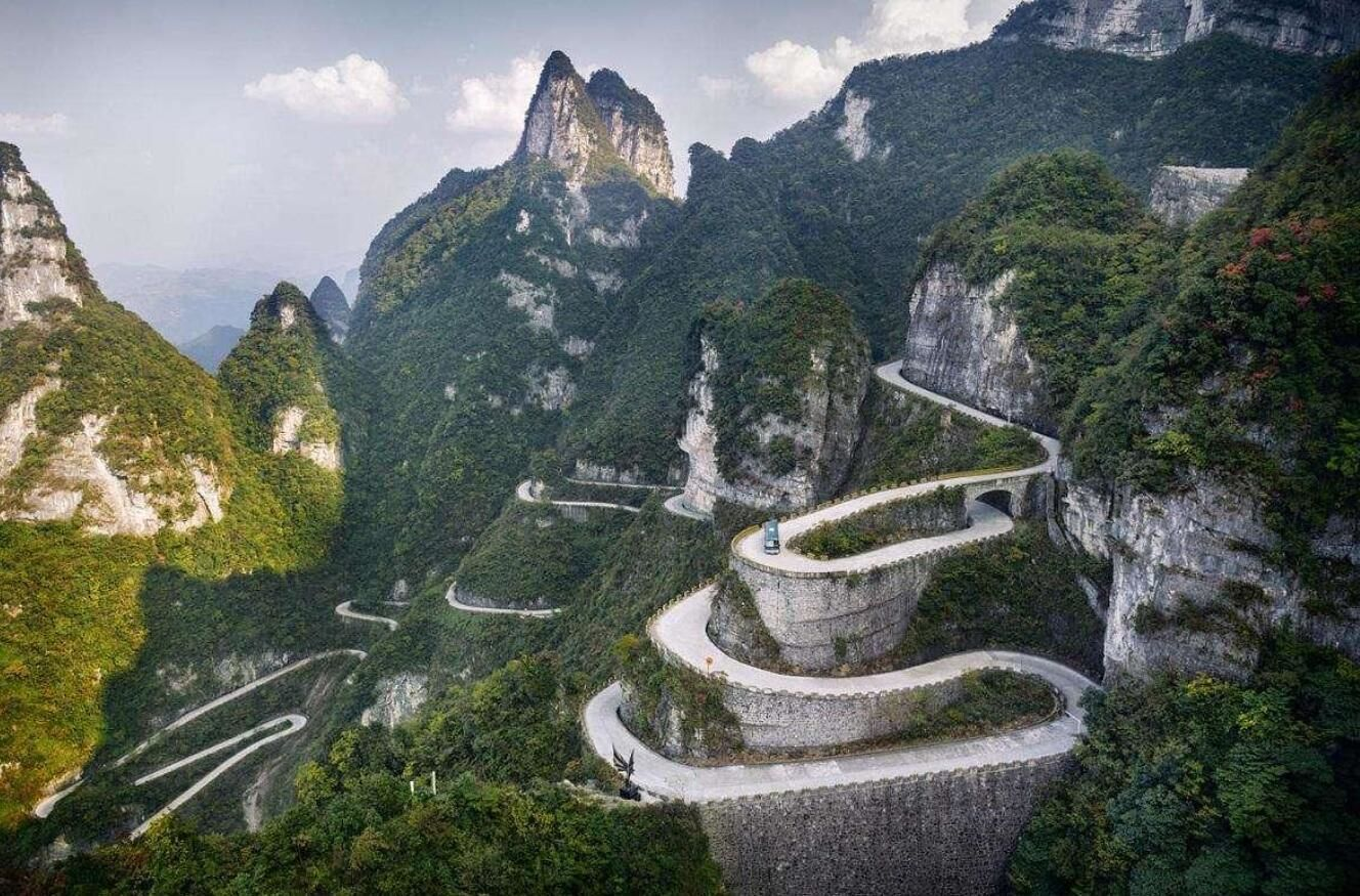 5 Days Discovery Tour from Guangzhou to Zhangjiajie