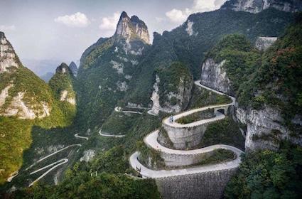 5 Days Discovery Tour from Guangzhou to Zhangjiajie