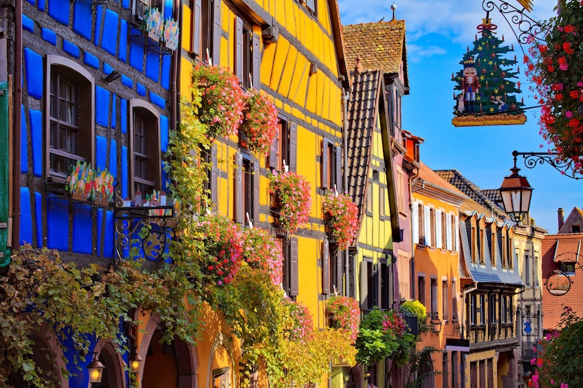 Show item 2 of 4. Alsace Villages Half-Day Tour From Colmar