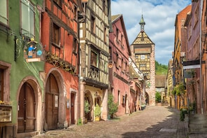 Alsace Villages Half-Day Tour From Colmar