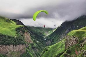 Private day trip to Kazbegi,Gudauri ,Jvari from Tbilisi
