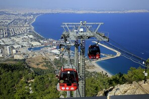 antalya city tour waterfalls&cable car