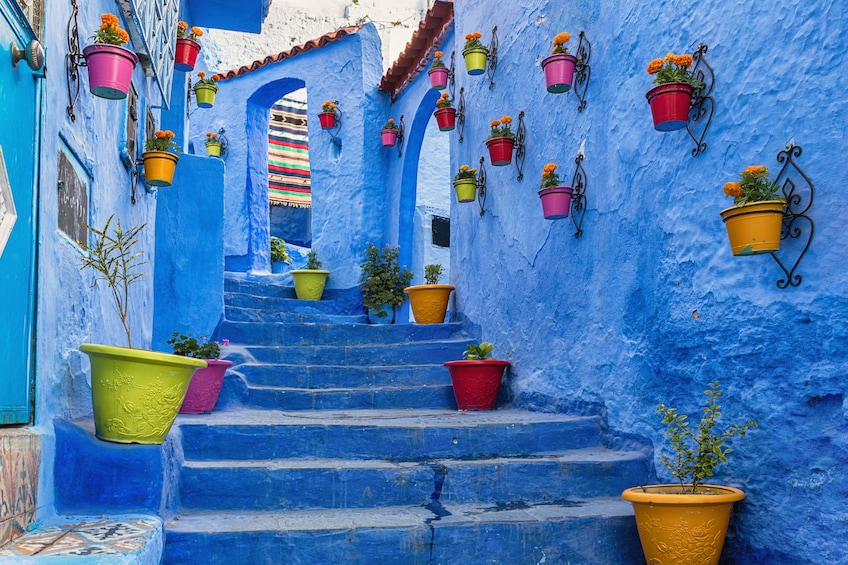 Show item 3 of 7. Tetouan and Chefchaouen Private Day Tour from Tangier
