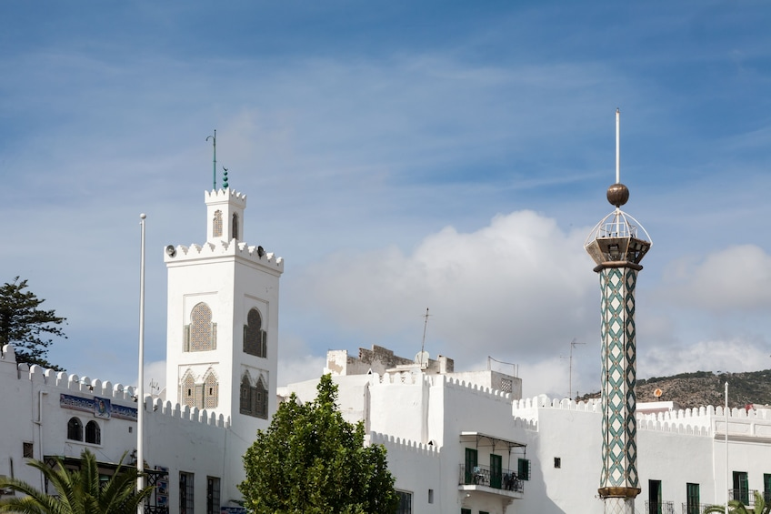 Show item 1 of 7. Tetouan and Chefchaouen Private Day Tour from Tangier