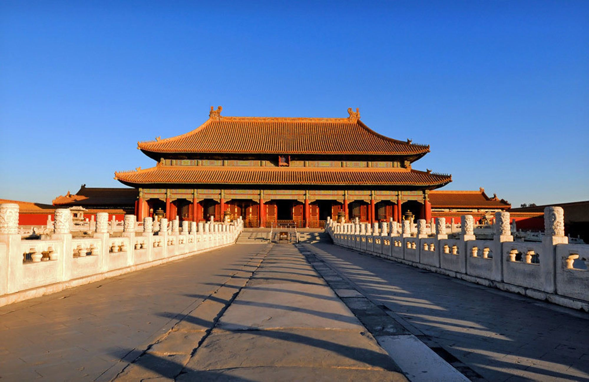 2-Day Beijing Private Tour with Tianjin Cruise Port Transfer