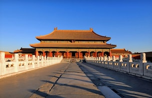 Beijing 2-Day Private Tour with Tianjin Cruise Port Transfer