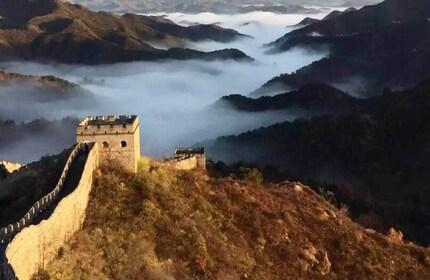 Beijing Wild Great Wall Hiking to Simatai and Jinshanling