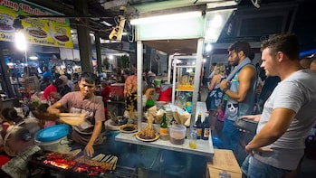Sanur Village: Street Food & Local Night Market Tour
