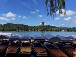 Private Hangzhou Day Tour From Shanghai With Lunch