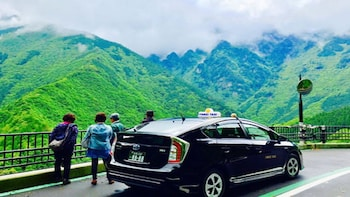 Iya Valley Highlights Private Taxi Tour with English Guide