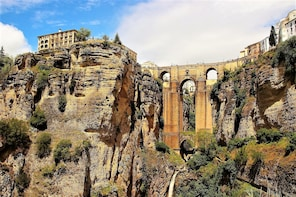 Ronda small group walking tour