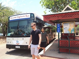 Broome Explorer Bus - 24 Hr Value Add Pass