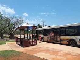 Broome Explorer Bus - 72 Hr Value Add Pass